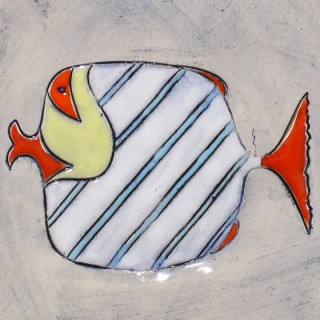 The Fish - model 1 - mug bell