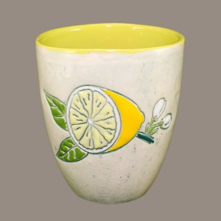 The Lemon mug Cups
