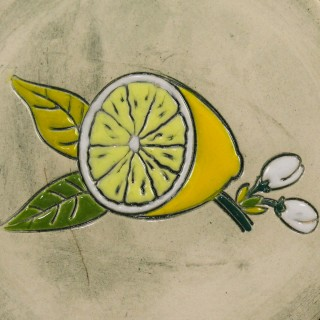The Lemon - plate size S