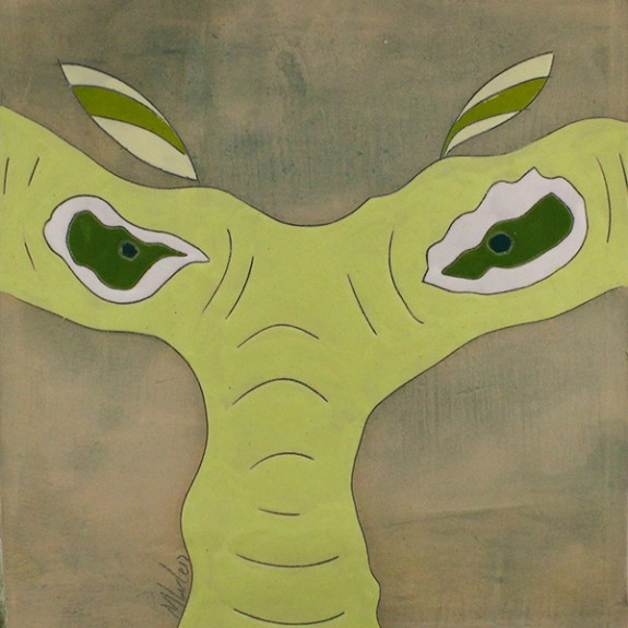 Tree with eyes 2
