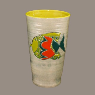 Water cup Fish Model 5