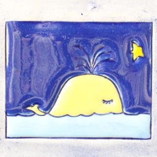 Whale-model 2 mug bell