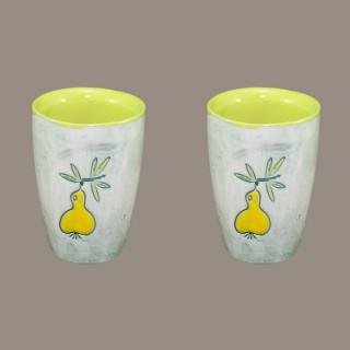 Yellow Pear 052 - Big Shot -Set