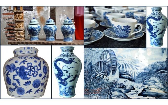 China - Native Land of porcelain