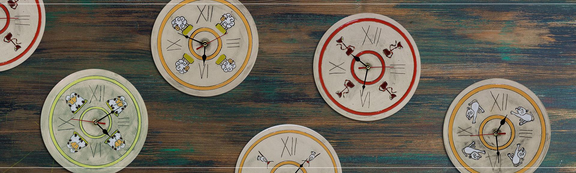 Керамични часовници